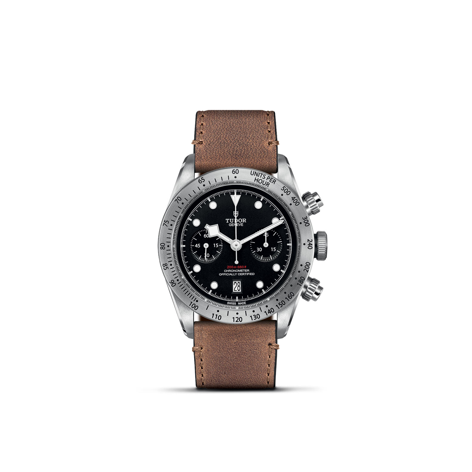Black Bay Heritage Chrono - M79350