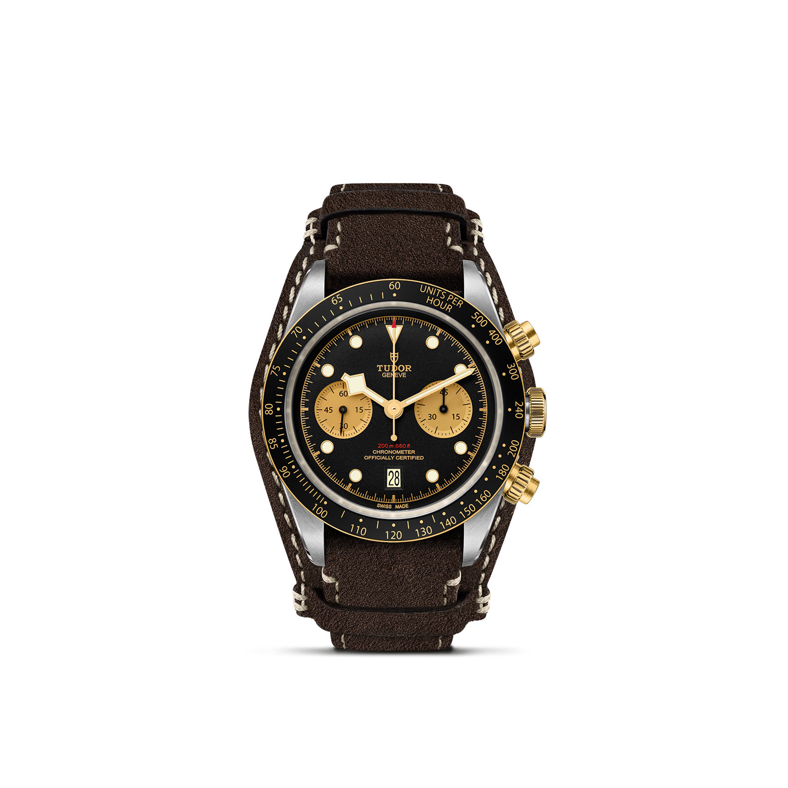 Black Bay Heritage Chrono - M79363N
